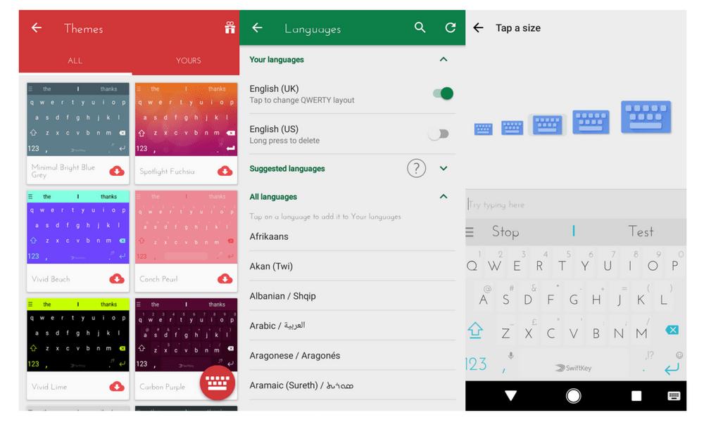 android customization